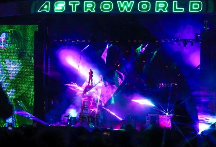 Travis Scott - Astroworld Festival 2019