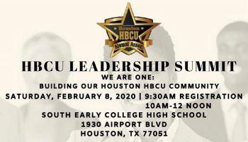HBCU Leadership Summit