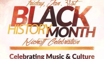 Black History Month Kickoff Celebration