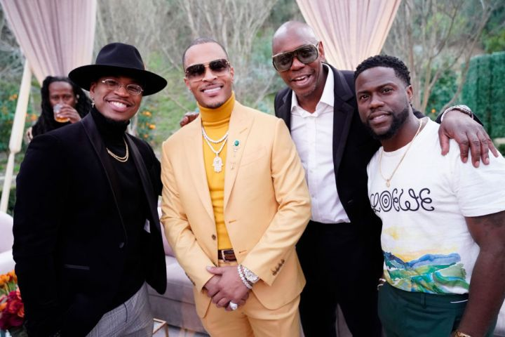 2020 Roc Nation THE BRUNCH - Inside