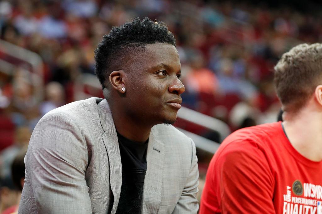 Charlotte Hornets v Houston Rockets