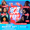 Springfest 2020 Lineup