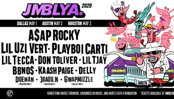 JMBLYA 2020 Lineup