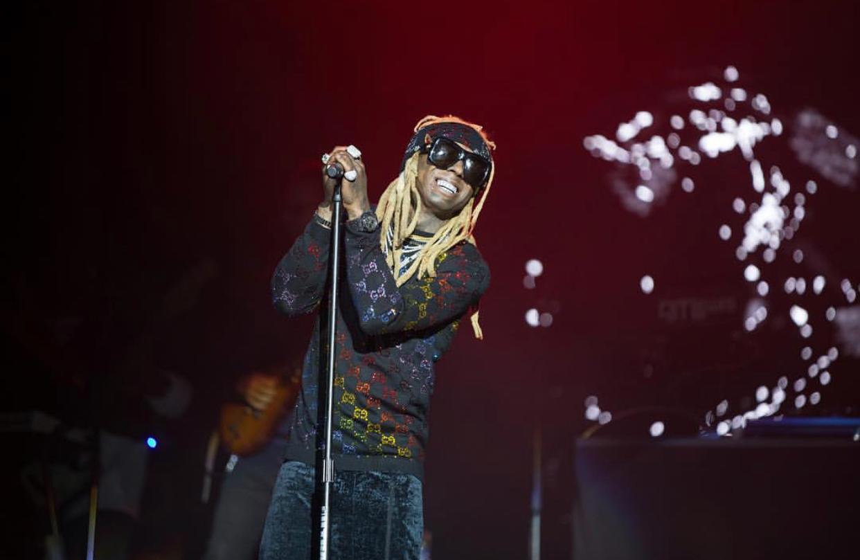 Lil Wayne Gives Props To Trump, Touts Platinum Plan