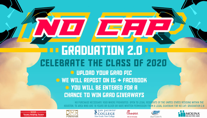 No Cap Graduation 042920