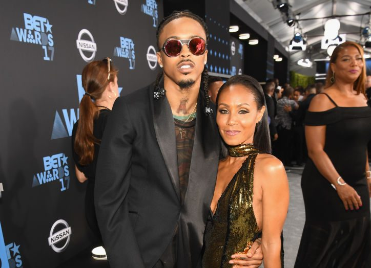 Jada Pinkett Smith Denies August Alsina's Claims About Affair