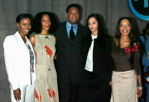 UPN Prime Time 2002-2003 Upfront Party