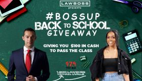 Boss Up Back To School Giveaway