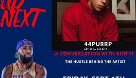 44 Purrp x Kiotti Interview