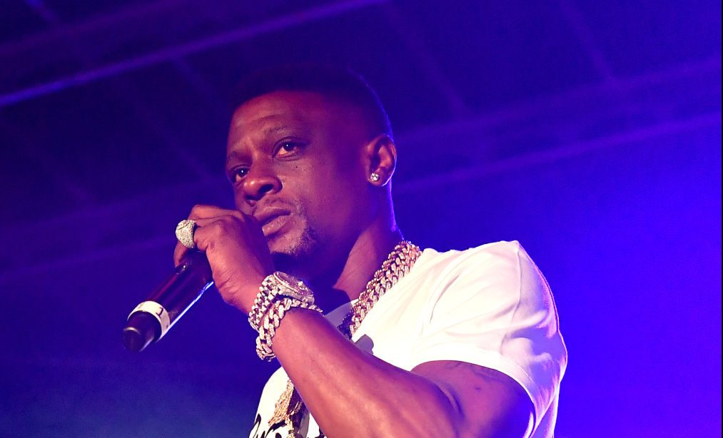 The Parking Lot Concert Presents Boosie In Concert
