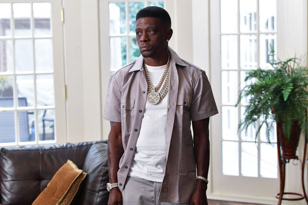 Boosie Badazz Reportedly Shot in the Leg in Dallas